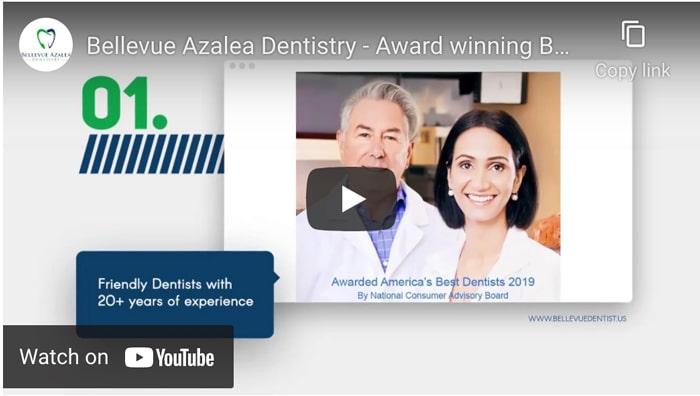 Bellevue Azalea Dentistry - Award winning Bellevue Dentist in WA