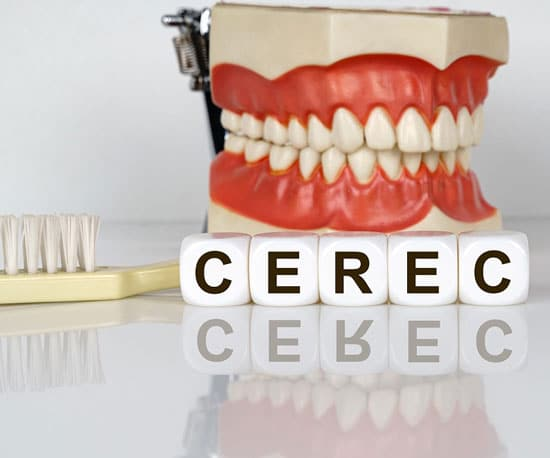 Cerec treatment helps with the restoration of a broken, weakened, or decayed tooth