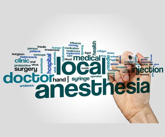 Dentist at Bellevue Azalea Dentistry, uses Dental Local Anesthesia to deal with anxiety.