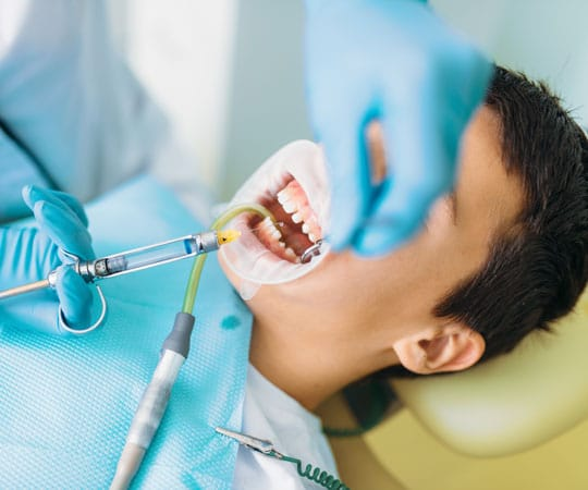 Many numbing options are available at Bellevue Azalea Dentistry if you do not want to feel pain during a dental procedure.