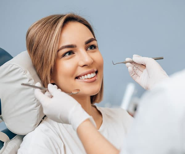 Oral hygiene care in Bellevue, WA by a professional in dentistry.