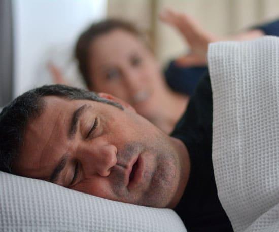 Managing Sleep apnea disorder