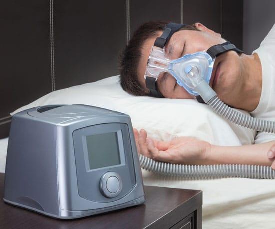 Electric appliance useful to fight with sleep apnea in Bellevue, WA