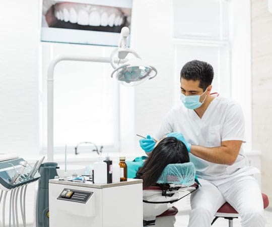 Make sure you visit Bellevue Dentist for teeth cleaning every six months.